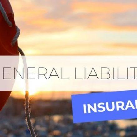 GENERAL LIABILITY INSURANCE- PLUMBING INSURANCE FOR PLUMBERS